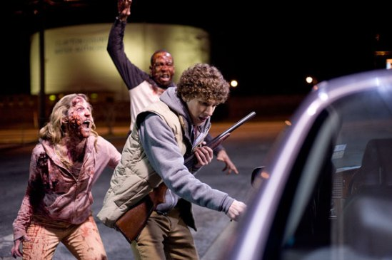 car locked zombieland