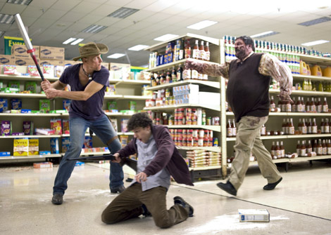 supermarket zombieland